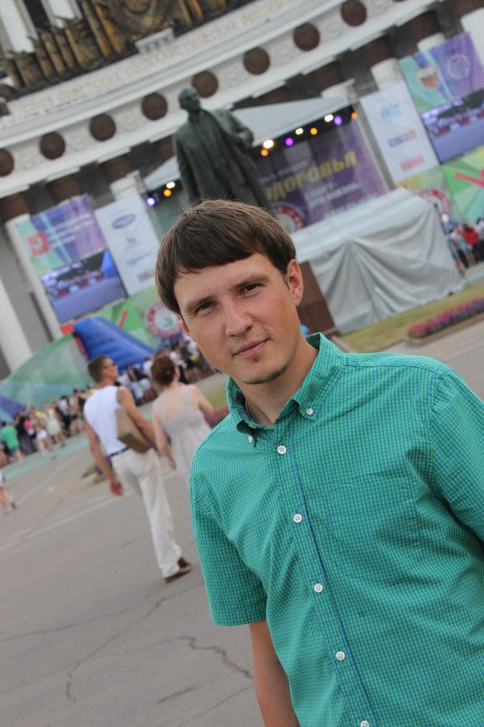 Dmitry Gorshkov - фото №9