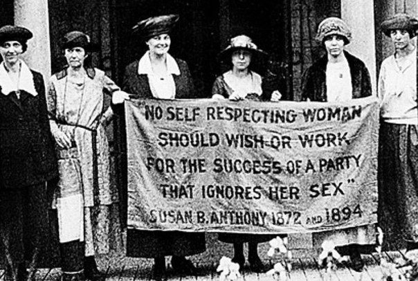 a review of the first womens rights movement Start studying apush review: women's rights in history learn vocabulary, terms, and more with flashcards, games, and other study tools.