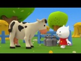 Мультики малышам - Мусти на ферме - сборник 2 - YouTube