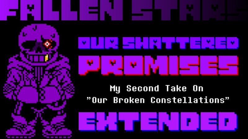 Fallen Stars AU - Our Shattered Promises (My 2nd Take On OBC) Extended