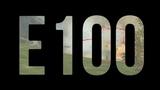 E100 - In Action (World of Tanks BLITZ)