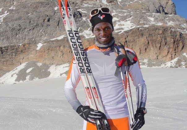 Негрито ски