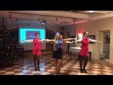 Улетное шоу Светланы Дроздовой совместно шоу балетом SKY WAACK