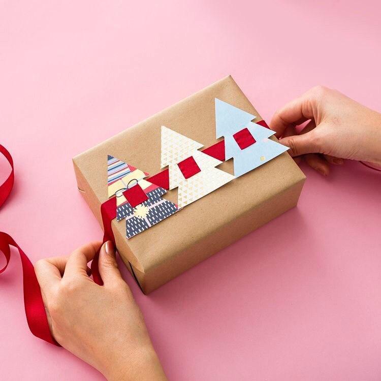 Упаковка для детского подарка своими руками 44