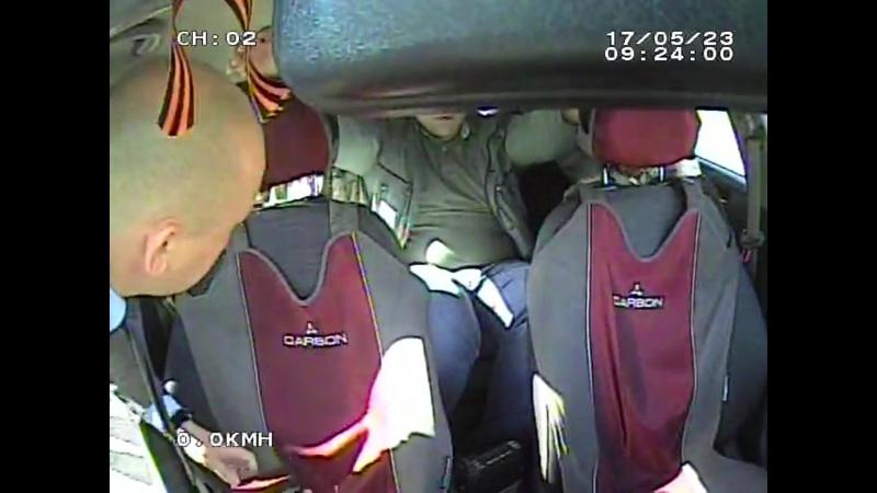 Задержан глава канской таможни обыск в машине и видео из суда