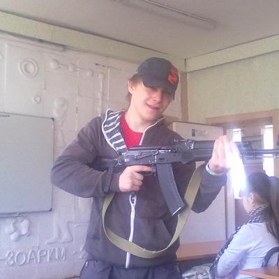 Кирилл Путилов, 6 июля , Омск, id202322392