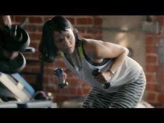 реклама Nike Мотивация. Я только лучше – мысли вслух
