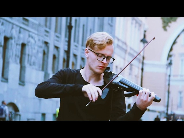 NIKE DEMIN - ONE DIRECTION - APOLOGIZE (VIOLIN COVER)