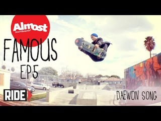 Daewon Song and Craziest Trick Contest - Almost Famous Ep. 5