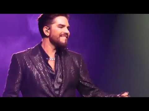 VEGAS10 QueenAdam Lambert - I Want To Break Free @ Park Theater LV 20180922