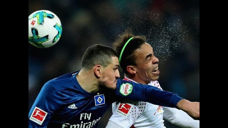 Hamburger SV VS RB Leipzig All Goals Semi Final ( 23/04/2019 )