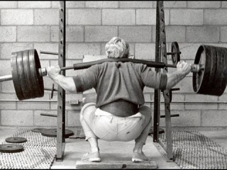 Furious Pete - How To Squat Properly - Instructional Video - Furious Pete
