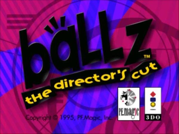 Ballz the director's cut 3DO OST - Shell Menu