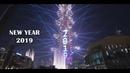 احتفالات رأس السنة 2019 في دبي