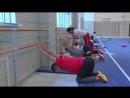 Тренировка сборной России по ушу (август 2018)