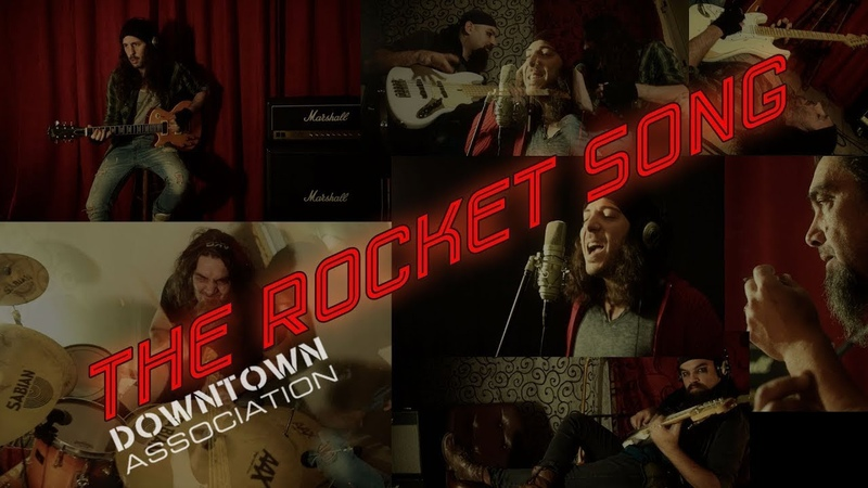 Downtown Association The Rocket Song Official Video Clip