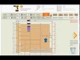 Заявка на изготовления Шкаф купе за 3 минуты, с нашего сайта Фасад Тула