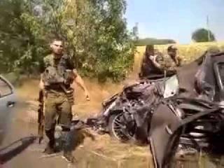 Кадыровцы на Украине Ищут Добермана