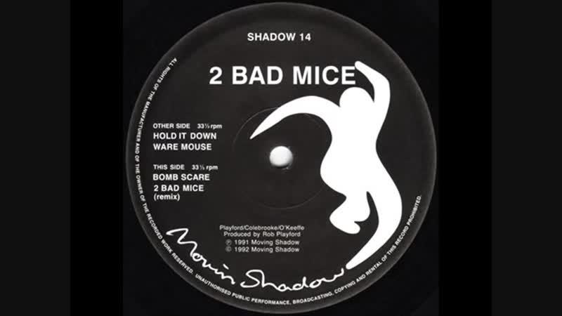 2 bad mice bombscare