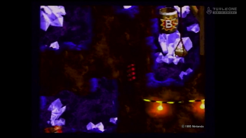 GameCenter CX162 - Donkey Kong Country 2 - Diddys Kong Quest.Part 1 [720p 60fps]