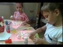 АППЛИКАЦИЯ РОМАШКА 🌼🌼🌼👍😋🌿 в детском садике АБВГДейка Самара