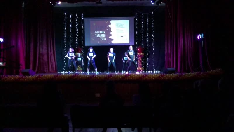 Выступление Hot Crew на фестивале Алло мы ищем таланты 15 11 18