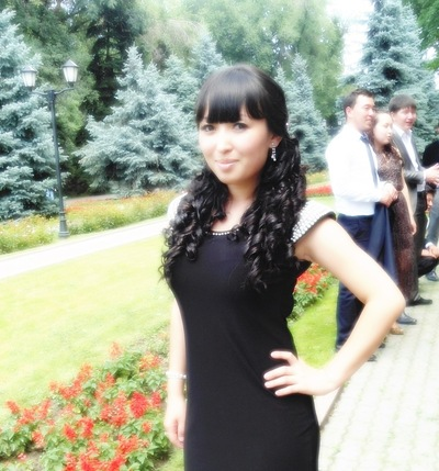 Айжан Оразбаева, 18 февраля 1992, Москва, id186341613