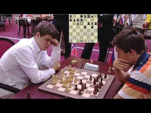 BEAUTIFUL ATTACK THE KING MAGNUS CARLSEN VS SERGEY KARJAKIN || BLITZ CHESS 2012