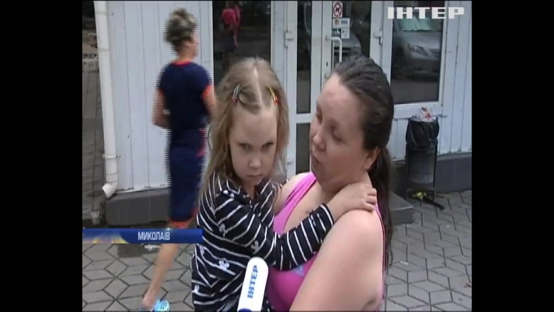 Жителі 4 гуртожитків Миколаєва перекрили рух на дорозі