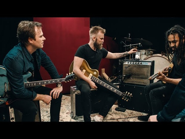 Jackson Audio Bloom - Joey Landreth, Justin Weaver, Nigel Hendroff and Brad Jackson