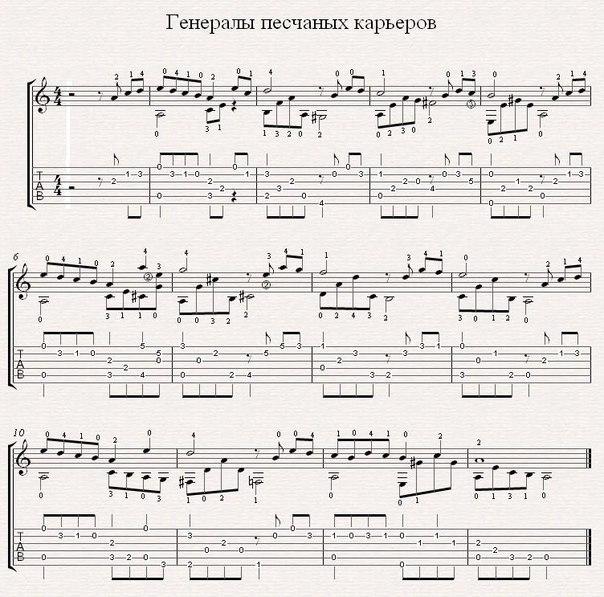 аве мария аккорды: