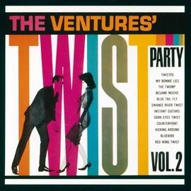 The Ventures альбом The Ventures' Twist Party, Vol. 2