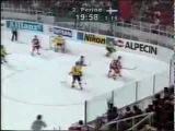 Чемпионат мира по хоккею 1991, Финляндия, групповой этап, СССР-Швеция, 5-5, 3 место, Быков Вячеслав