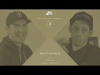 BATB X | BATTLETALK: Week 2 - with Mike Mo and Chris Roberts