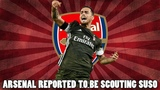 Arsenal Interested In Signing AC Milan Winger Suso Arsenal Transfer Rumours