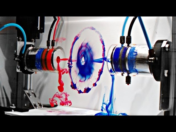 Two Vortex Rings Colliding in SLOW MOTION - Smarter Every Day 195 » Freewka.com - Смотреть онлайн в хорощем качестве