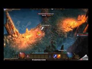 Обзор Drakensang Online: первые 12 минут