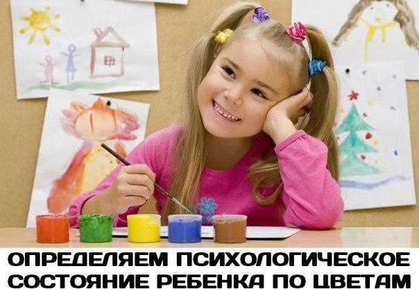 Определяем психологическое состояние ребенка по