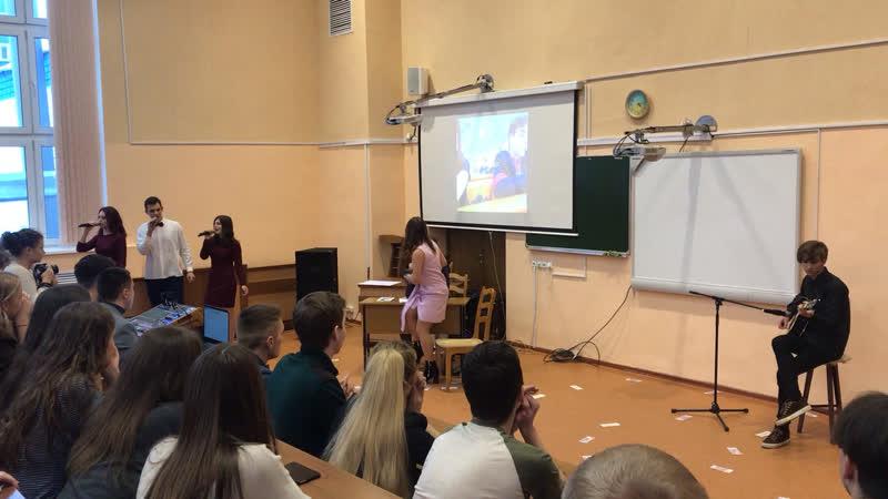 Творческий МГУПовцы Хим-тех 2018