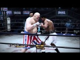 Butterbean vs Liston Bare Knuckle Mode Online Gameplay