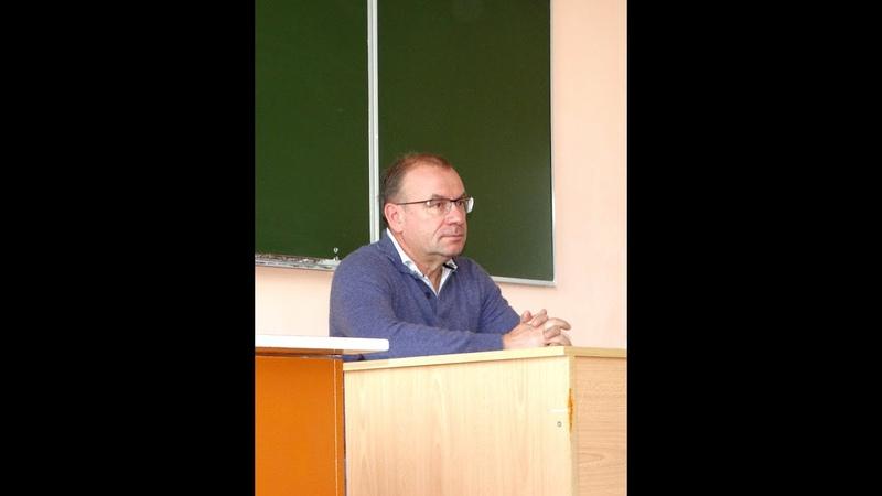 Встреча с Продовиковым С П с выпускником 1982 года