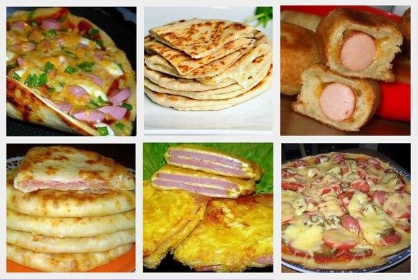 ТОП-5 ЭКСПРЕСС РЕЦЕПТОВ ЗА 10 МИНУТ!!!        Вкусно, быстро, легко!        ДОЛЖНО БЫТЬ В КОПИЛКЕ КАЖДОЙ ХОЗЯЙКИ ;)   1. Быстрая пицца на сковороде 2. Мгновенный хачапури на сковороде