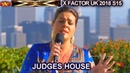 "Louise Setara Cries Breaks Down singing Piece by Piece"" The Overs Judges House X Factor UK 2018"