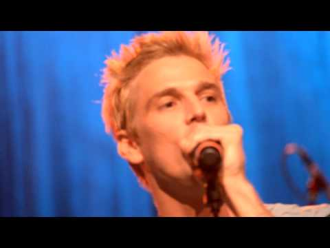 Aaron Carter- Do You Remember- Live at HCRHS - YouTube