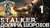ДОЛИНА ШОРОХОВ S.T.A.L.K.E.R. Долина Шорохов прохождение 1080p Часть 1