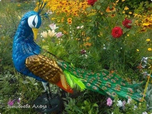 поделки своими руками для сада и огорода фото 2014