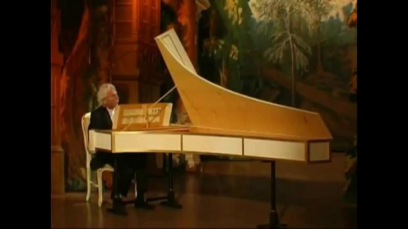 1080 (13) - J. S. Bach - Die kunst der fuge, BWV 1080 13. Canon alla decima. Fac Eas Domine - Peter Ella, harpsichord