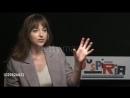 New Interview of Dakota at Suspiria Press Junket at VeniceFilmFestival 1