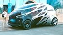 New Mercedes Self Driving Car Seats 12 Can Turn Into A Van Premiere Mercedes Electric Autonomous