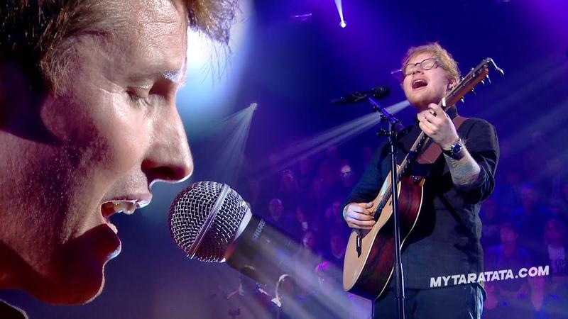 Ed Sheeran James Blunt Sacrifice (Elton John) (2017)